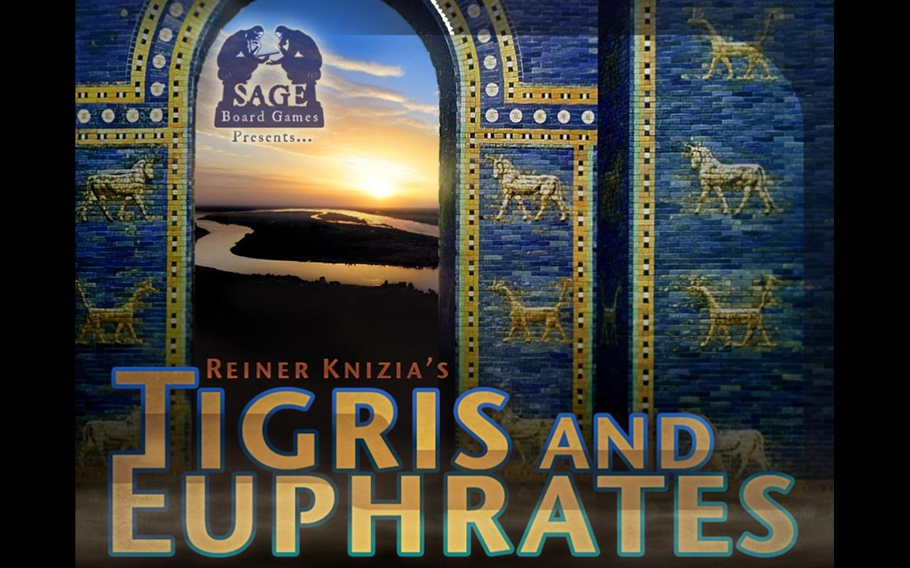 Reiner Knizia Tigris&Euphrates - screenshot