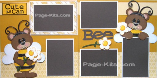 bear bumble bee svg wpc layout idea 500