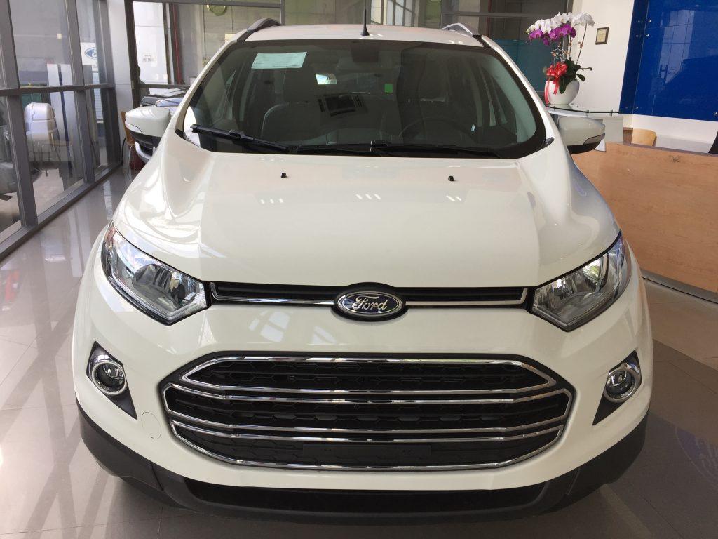 Xe ô tô Ford EcoSport 02