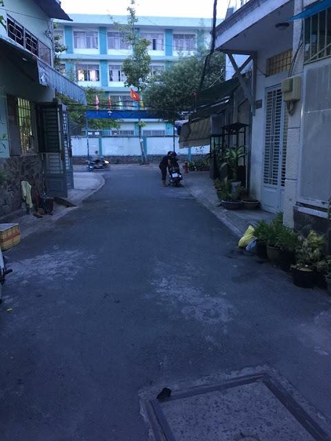Bán nhà hẻm xe ô tô Vườn Lài Phú Thọ Hòa Quận Tân Phú 03