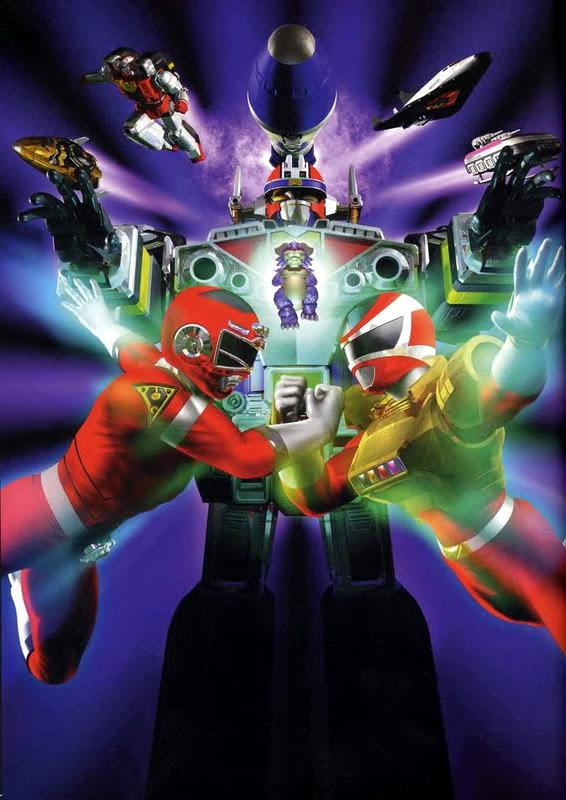 Denji Sentai Megaranger vs. Carranger - Siêu NhânDenji Sentai Megaranger vs. Carranger VietSub