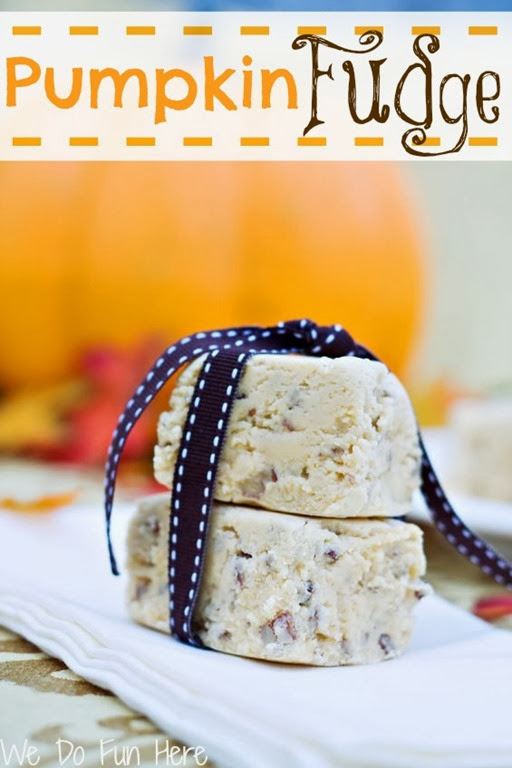 Pumpkin-Fudge