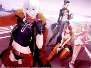 Thợ Săn phù Thủy Bakuretsu Hunters OVA