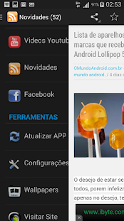 OMundoAndroid- screenshot thumbnail