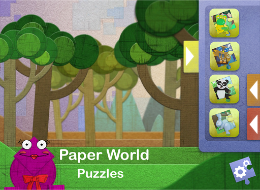 Paper World - Puzzles