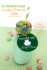 Oh My Creative - Lucky Charm Printable