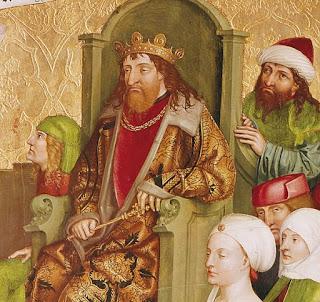Phản ứng của vua Hêrôđê trước dư luận về Chúa Giêsu / Thứ Năm, CN 25 tn.