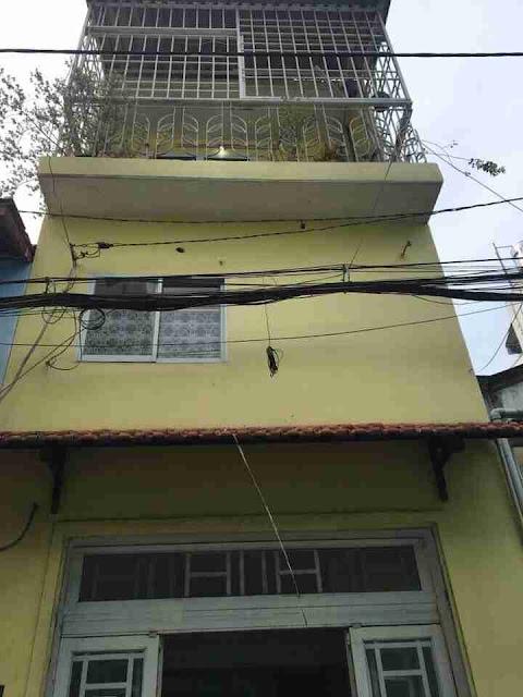 Bán nhà hẻm 1 sẹc Đường số 3 phường 9 Gò Vấp