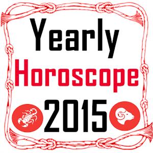 Yearly Horoscope 2015