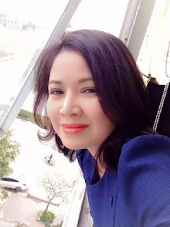 Chị Nguyễn Thị Thanh Yến, tác giả bài thơ