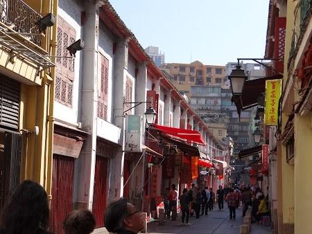Strada Fericirii Macao