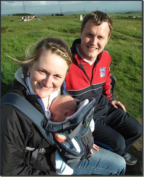 Kate, Simon and Jacob