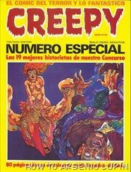 P00100 - Creepy  Numero Especial