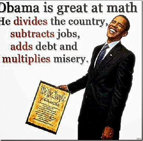 Obama the great divider