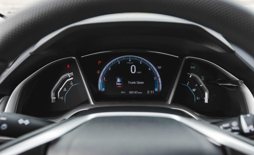 Xe Ô Tô Honda Civic Thế Hệ Mới 013