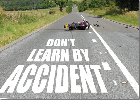 Dont learn by Accident (no cars) image