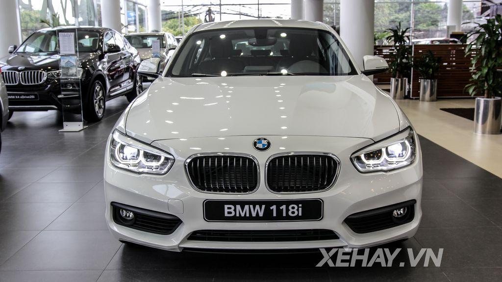 Xe BMW 118i 01