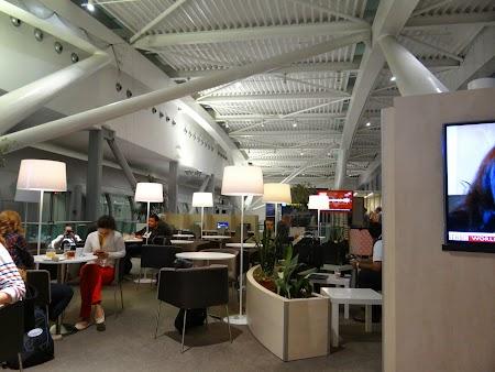 Business lounge - Bucuresti