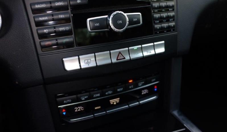 Nội thất xe Mercedes Benz E250 cũ màu xám 013