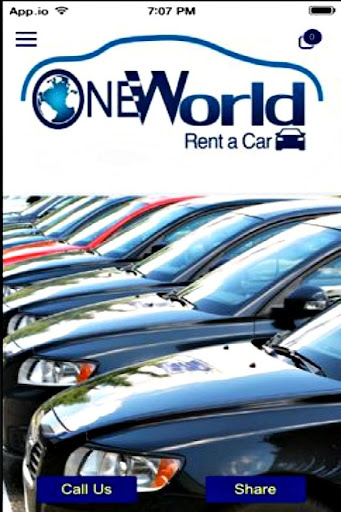 One World Rent A Car