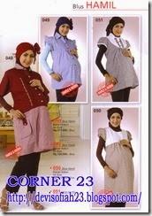 Model Pakaian Dinas Wanita Hamil 18