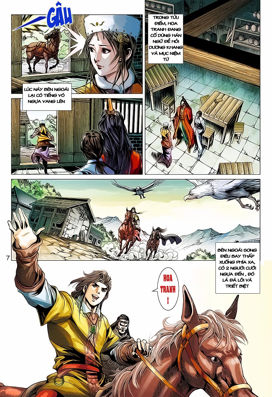 Anh Hùng Xạ Điêu anh hùng xạ đêu chap 61: thất tử chiến thiết thi trang 7