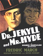 affiche Dr Jekyll et Me hyde