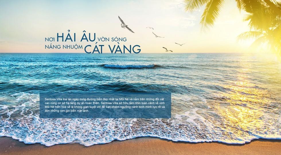 SENTOSA VILLA MŨI NÉ Đón Sóng Bất Động Sản cùng Sân Bay Phan Thiết2