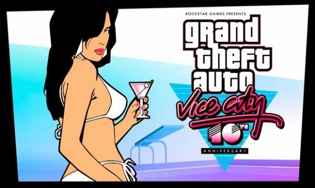 Grand Theft Auto: Vice City v1.07 Full APK