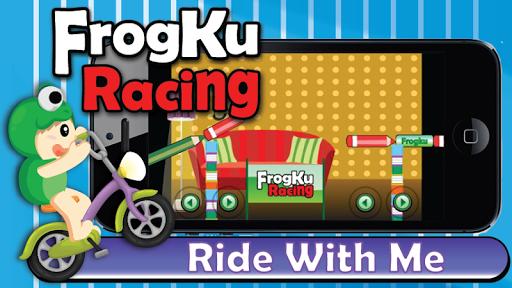 Frogku賽車 - 青蛙亞軍 HD