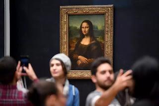 """Nàng Mona Lisa"" của Vinci"