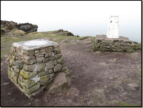 The Cloud - summit - 343 metres