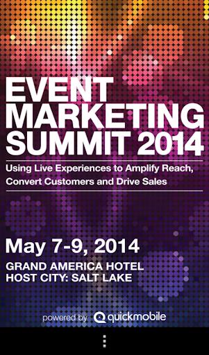 Event Marketing Summit 2014