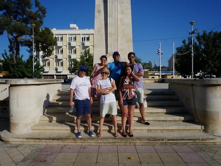 Imagini Cipru: Monumentul Razboiului de Independenta Limassol