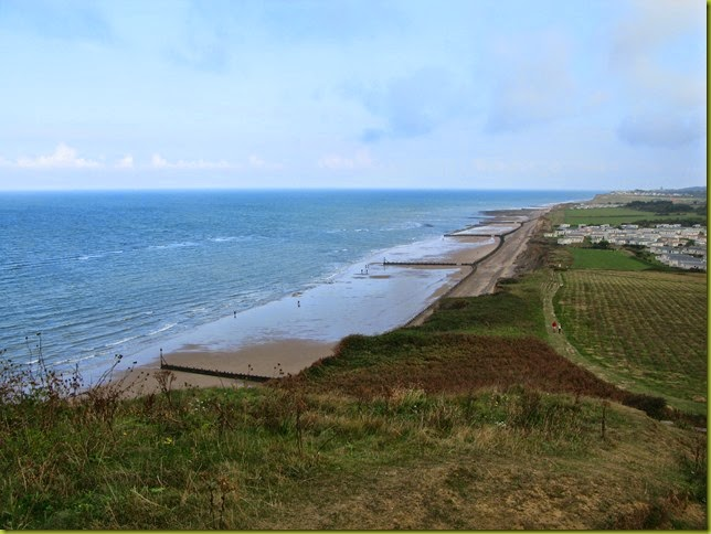 wSheringham to Cromer walk