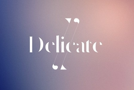 Delicate-Typeface