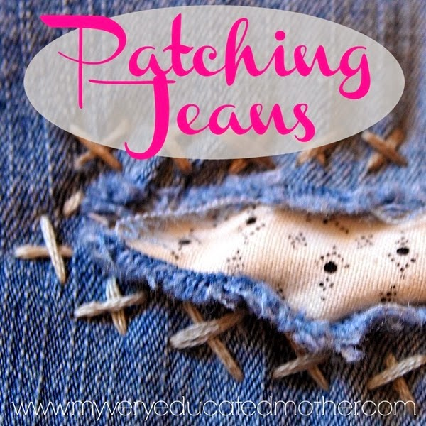 PinkPatchingJeans