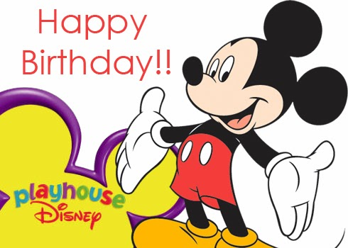 cre tive di ney f n happy birthday mickey mouse. Black Bedroom Furniture Sets. Home Design Ideas
