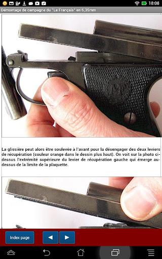 Pistolet Le Français expliqué