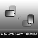 AutoRotate Switch - Donation icon