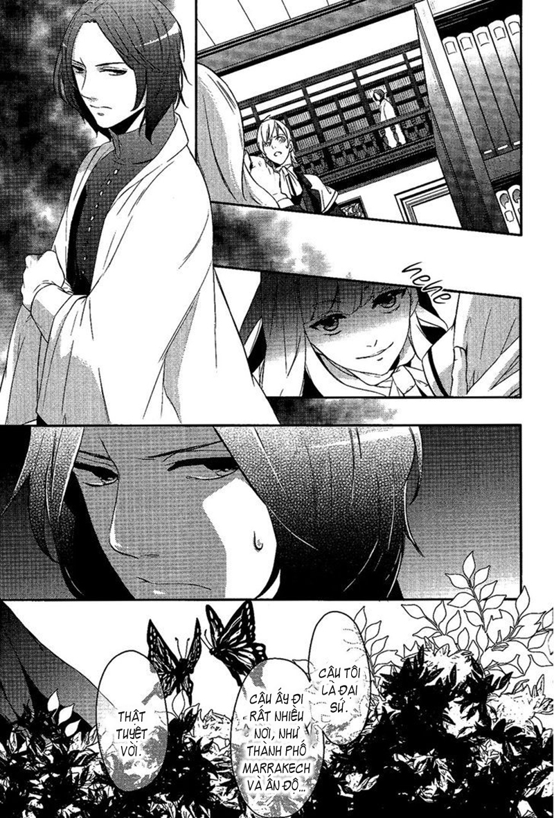Makai Ouji: Devils and Realist Chap 024
