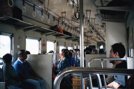 tren clasa II Thailanda