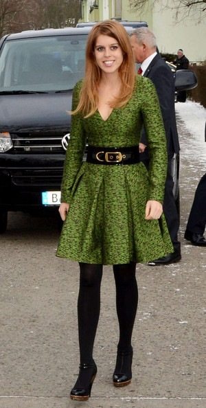 Princess Beatrice mini-tour-berlin