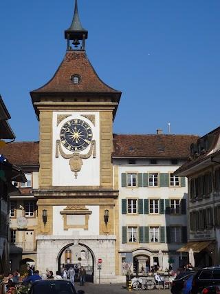 Porte de Berne à Morat