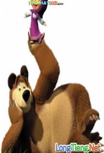Cô Bé Siêu Quậy Và Chú Gấu Xiếc - Masha and the Bear