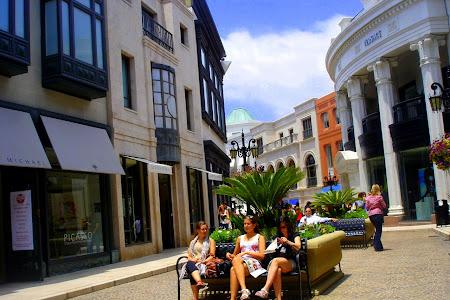 Imagini Los Angeles: Vizitati si partea europeana de shopping daca sunteti acolo - Rodeo Drive