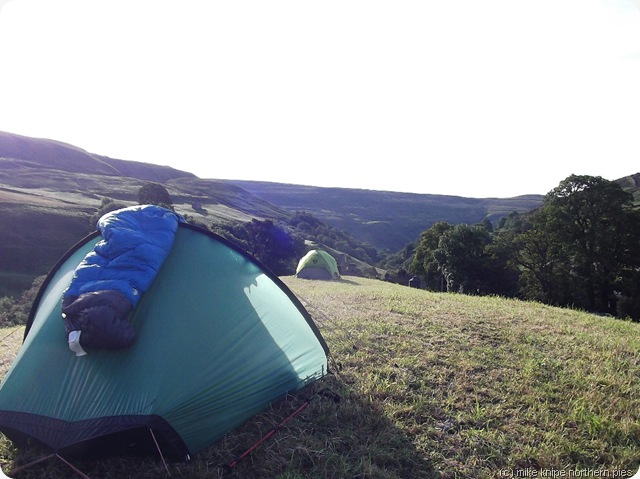camp at keld