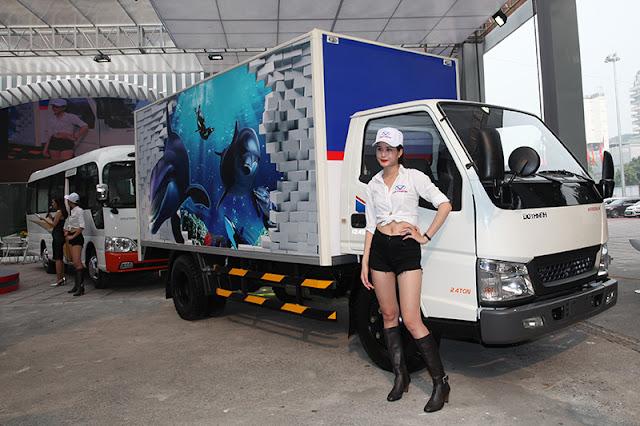 Xe tải 2,5 tấn Đô Thành IZ49