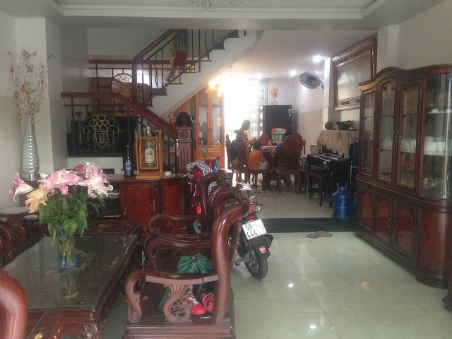 Bán nhà hẻm 1 sẹc Tây Thạnh Quận Tân Phú 03