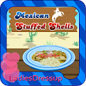 Mexican shells - cooking game icon